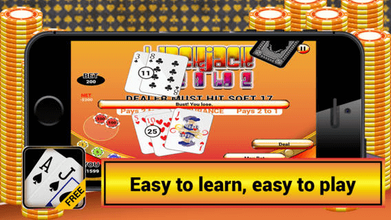 Aces Vegas Blackjack Casino App Review